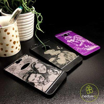 Kişiye Özel Resimli Telefon Kabı