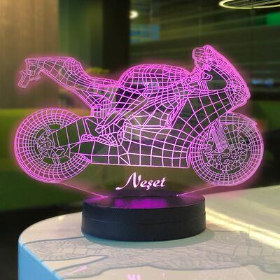 Motorsiklet 3D Lamba
