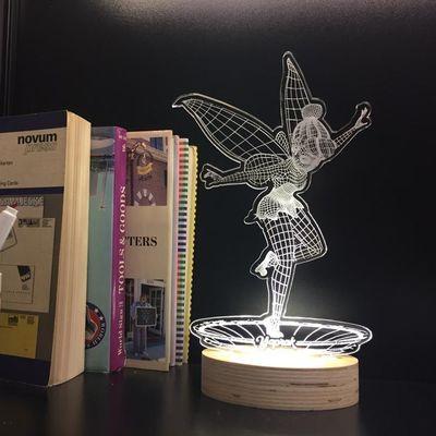 Tinker Bell Aydınlatma Lambası
